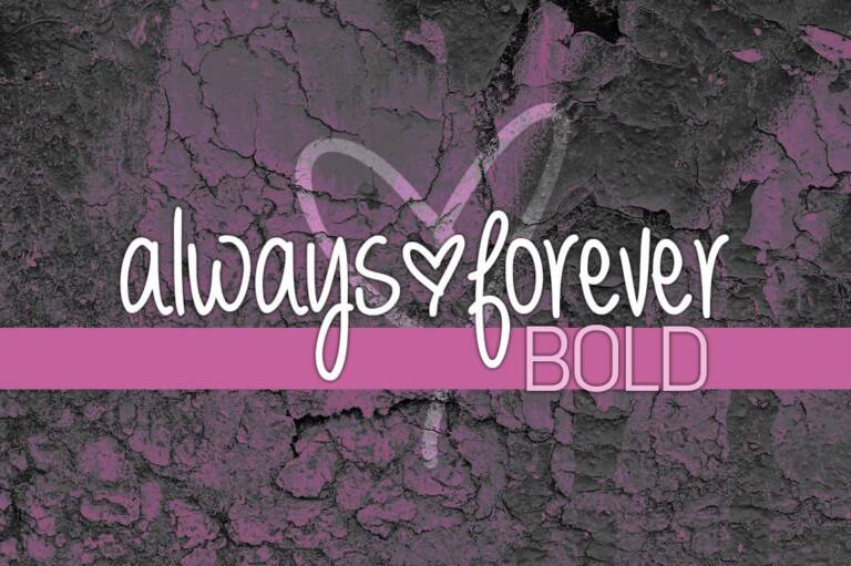 always forever bold featured image