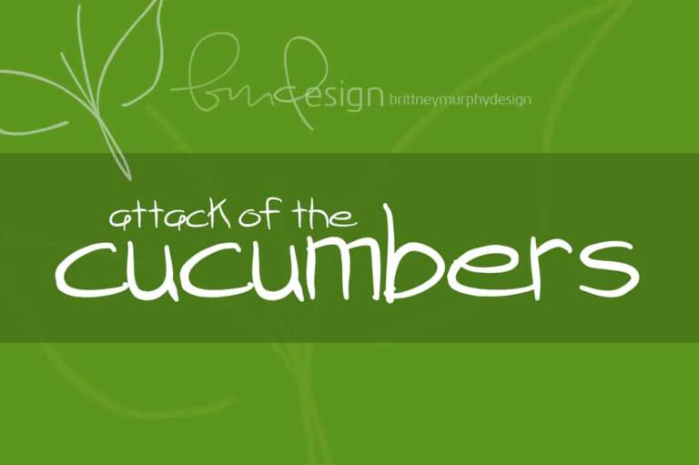 attack of the cucumbers featured image