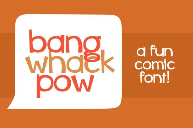 bang whack pow featured image