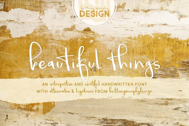 beautiful things featured image