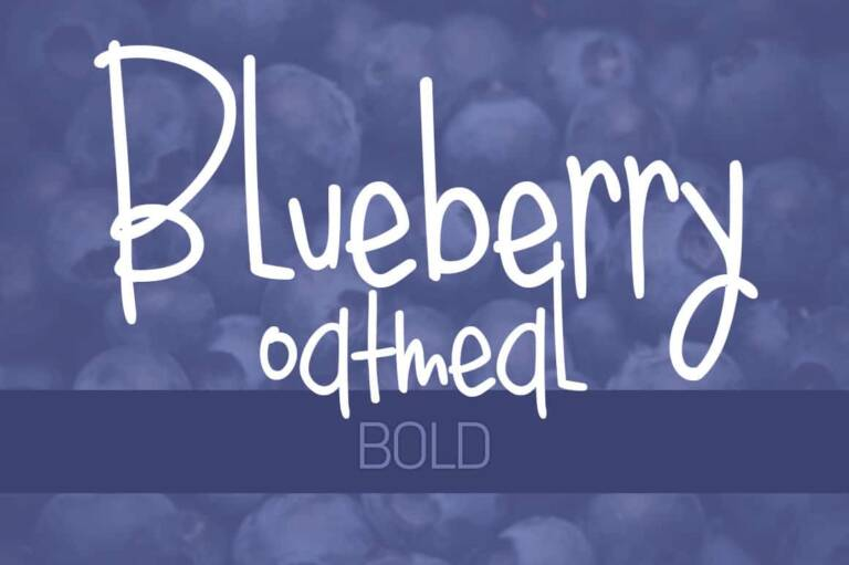 blueberry oatmeal bold featured image