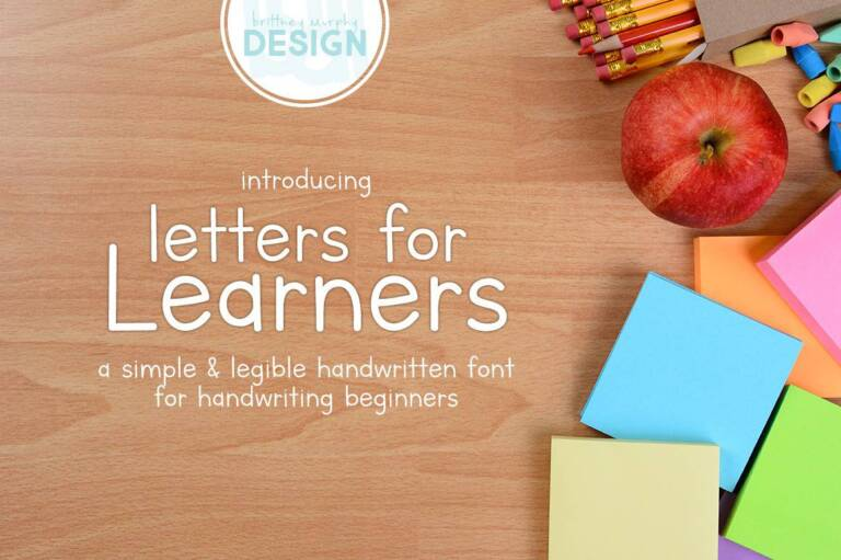 letters for learners featured image