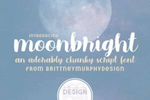 Moonbright Font
