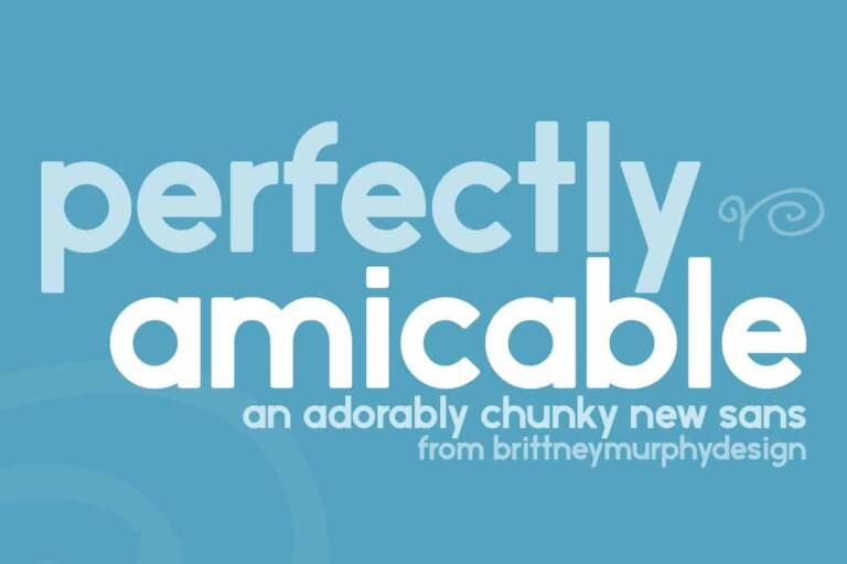 perfectly amicable featured image