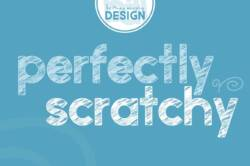 Perfectly Scratchy Font