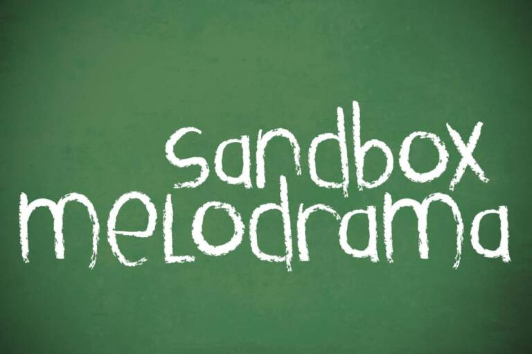 sandbox melodrama featured image