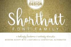 Shorthalt Font Family