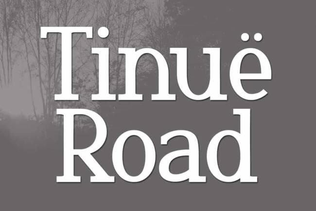 Tinuë Road Font