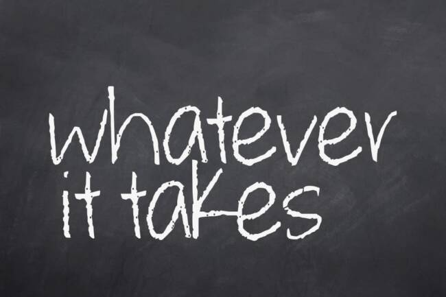 Whatever It Takes Font