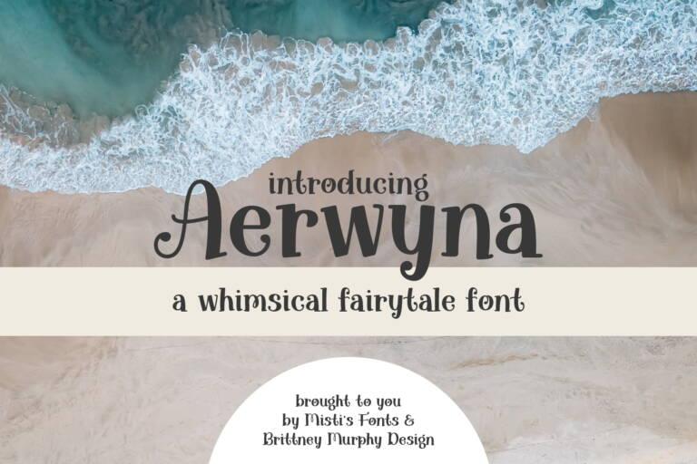 Aerwyna Font