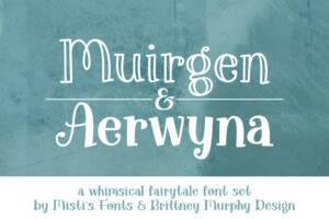 Muirgen Aerwyna Regular Title